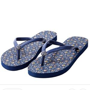 Tory Burch Thin Flip Flops-NIB